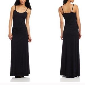 Toad&Co Horny Toad Long Island maxi black Dress S